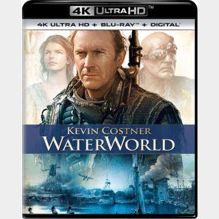 Waterworld 🆓🎦 | 4K UHD | MoviesAnywhere | ports Vudu/iTunes/GP/FN |
