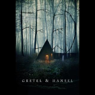 Gretel & Hansel | HDx | Vudu | not MA Title