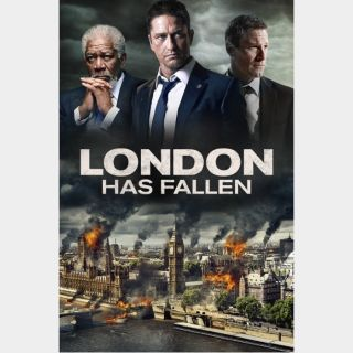 London Has Fallen 🆓🎦| HD  🇺🇸 MoviesAnywhere | ports Vudu/iTunes/GP |