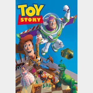 Toy Story | HDx | GooglePlay | ports MoviesAnywhere /Vudu/iTunes/FN