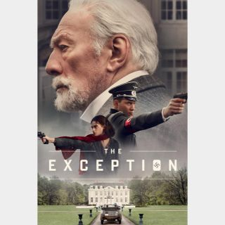 The Exception 🆓🎦| A24  🇺🇸 HDx | Vudu | does not port MoviesAnywhere