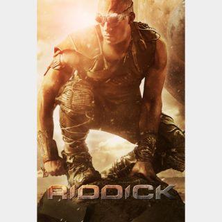 Riddick🔥🆓🔥| HD  🇺🇸 iTunes code | ports Vudu/iTunes/GP |