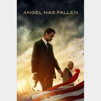 Angel Has Fallen [ 4K UHD ] Vudu or iTunes | not MoviesAnywhere Title
