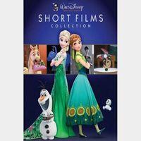 Walt Disney Animation Studios Short Films Collection [ HD ] ports MoviesAnywhere /Vudu   US- GooglePlay Code
