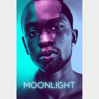 Moonlight | A24 | [ HDx ] | Vudu | not MA Title