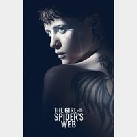 The Girl in the Spider's Web [ HDx ] MoviesAnywhere Code | ports all providers