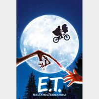 E.T. the Extra-Terrestrial | HDx | MoviesAnywhere | ports Vudu/iTunes/FN/GP |