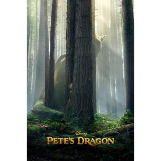 Pete's Dragon | HDx | GooglePlay | ports MoviesAnywhere