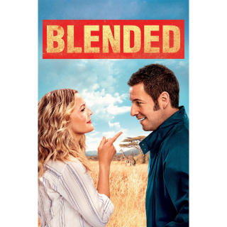 Blended | HDx | MoviesAnywhere | ports all providers