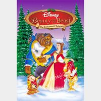 Beauty and the Beast: The Enchanted Christmas |RARE| HDx | GooglePlay | ports MoviesAnywhere