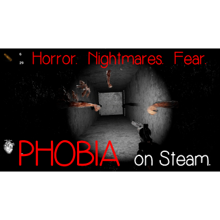 Phobia - Horrors, Monsters, Madness, and Nightmares Powered By the UnReal4 Engine on Steam! - Automatic Key Delivery with payment!