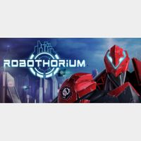 Robothorium: Sci-Fi Dungeon Crawler on Steam!  Steam Key Sent Automatically with your payment now!