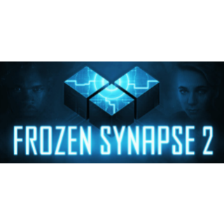 Frozen Synapse 2 Steam Key! - Brand New Key Sent Automatically and IMMEDIATELY with your payment!