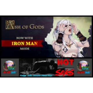 Ash of Gods: Redemption Steam Key - Worldwide Activation - Automatic Delivery!