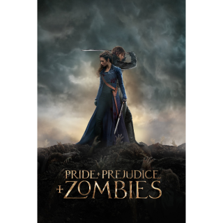 Pride and Prejudice and Zombies Digital Movie Code Movies Anywhere