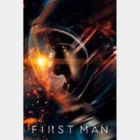 First Man 4k Digital Movie Code Movies Anywhere