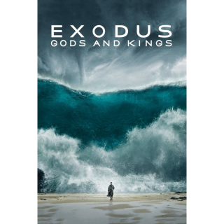 Exodus: Gods and Kings Digital HD Movie Code
