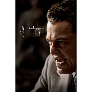 J. Edgar Digital HD Movie Code