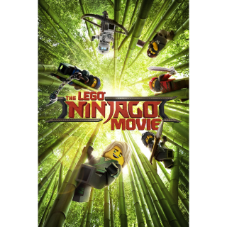 The Lego Ninjago Movie Digital HD Movie Code Movies Anywhere