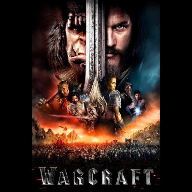 Warcraft Digital HD Movie Code - Digital Movies - Gameflip