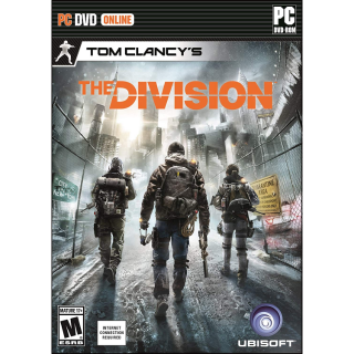 Tom Clancy's The Division + Survival DLC Humble Bundle Link