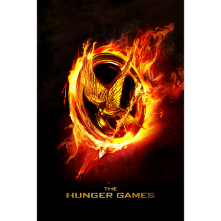The Hunger Games HD Digital Movie Code VUDU