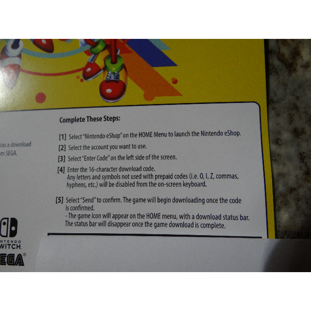 24+ Nintendo Switch Download Codes Images