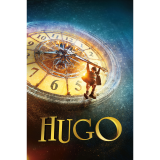 Hugo Digital Movie Code VUDU