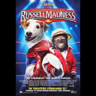 Russell Madness Digital HD Movie Code