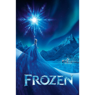 Frozen 4K Digital Movie Code Movies Anywhere