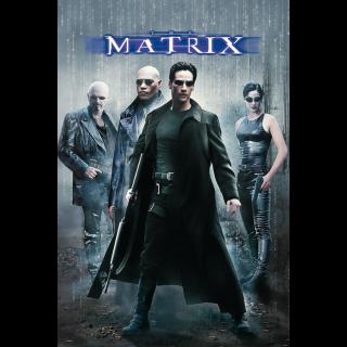 The Matrix Digital Movie Code 4k Movies Anywhere