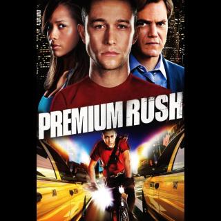 Premium Rush Digital  Movie Code Movies Anywhere