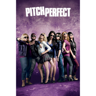 Pitch Perfect Digital HD Movie Code Movies Anywhere