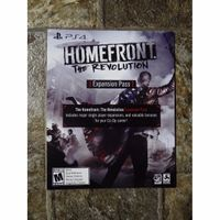 HomeFront The Revolution Expansion Pass PS4