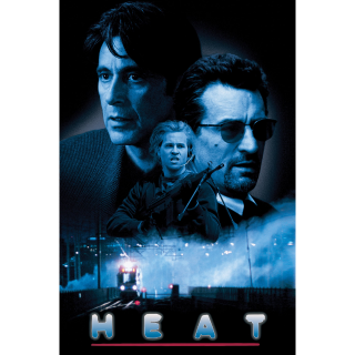 Heat Digital Movie Code VUDU