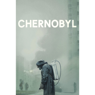 Chernobyl 5 part miniseries HD VUDU