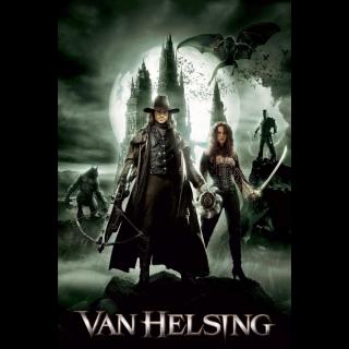 Van Helsing Digital Movie Code 4K
