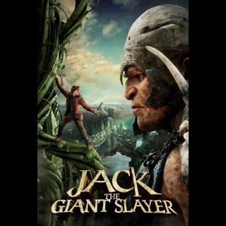Jack the Giant Slayer Digital HD Movie Code Movies Anywhere