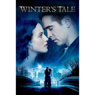 Winter's Tale Digital HD Movie Code Movies Anywhere