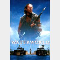 Waterworld 4K Digital HD Movie Code Movies Anywhere