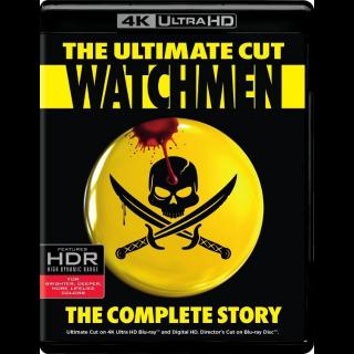 Watchmen The Ultimate Cut 4K