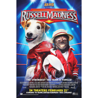 Russell Madness Digital HD Movie Code