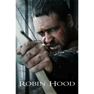 Robin Hood Digital Movie Code 4K