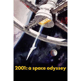 2001: A Space Odyssey 4K Movies Anywhere