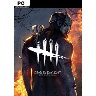 Dead by Daylight Steam Key GLOBAL Instant Delivery