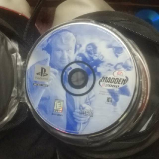 Madden 2000 Game Only