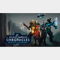 Shadowrun Chronicles: Boston Lockdown | Steam | Global | Instant Delivery