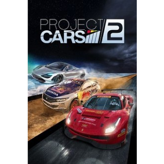 Project Cars 2 | Steam | Global | Instant Delivery