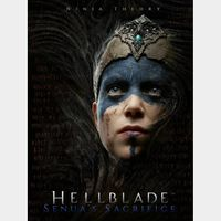 Hellblade: Senua's Sacrifice   Steam Key   Instant Delivery   GLOBAL
