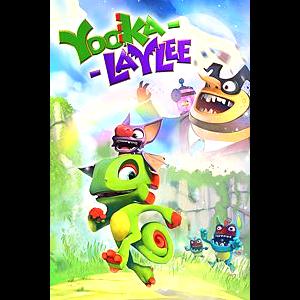 Yooka-Laylee STEAM INSTANT GLOBAL